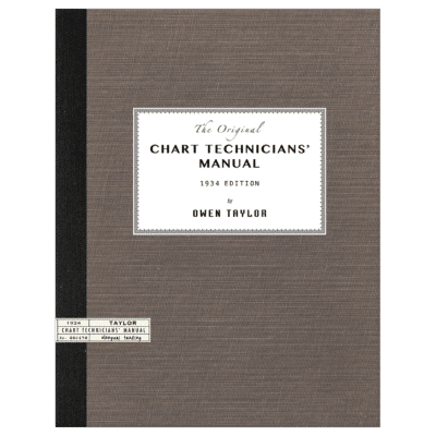 Chart Technicians' Manual (1934) by Owen Taylor