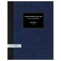 Stock Market Analysis: Facts and Principles (Full Color Edition) (1961) by George A. Chestnutt