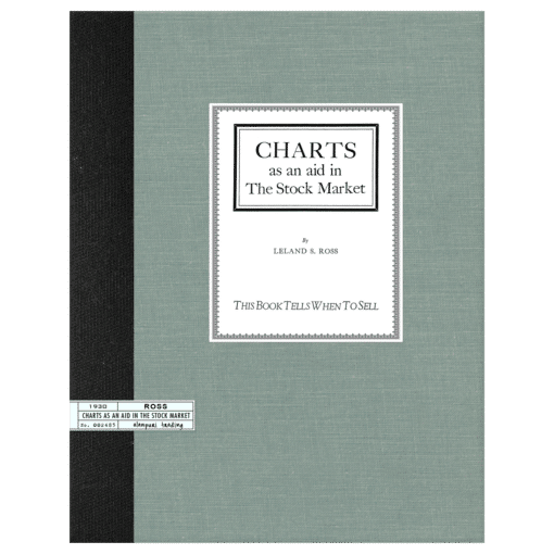 Charts as an Aid in the Stock Market by Leland S. Ross