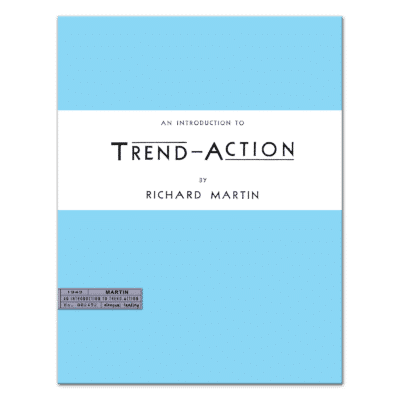An Introduction to Trend-Action, A Scientific Method for Forecasting (1943) by Richard Martin