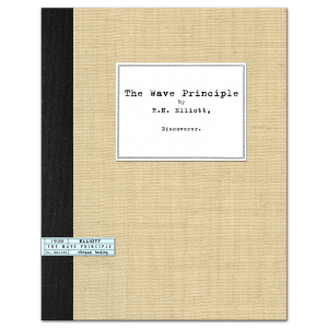 The Wave Principle (1938) by R.N. Elliott