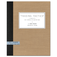 Trading Tactics, In Keeping with Dow's Intermediate and Long-Term Trends (1952) by George E. Schaefer