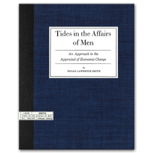 Tides in the Affairs of Men (1939) by Edgar Lawrence Smith