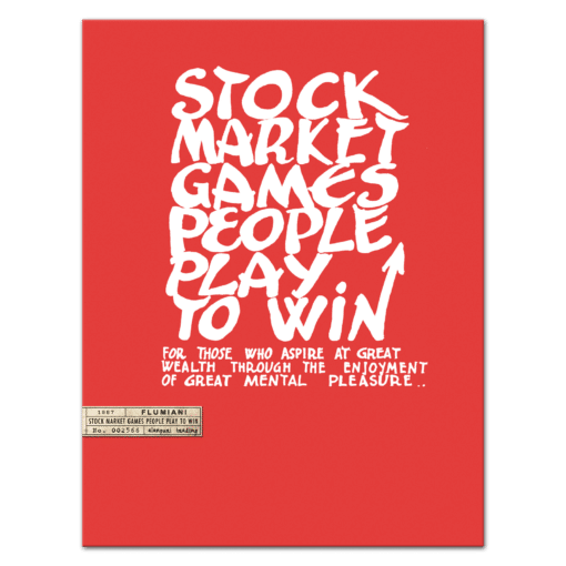 Stock Market Games People Play to Win